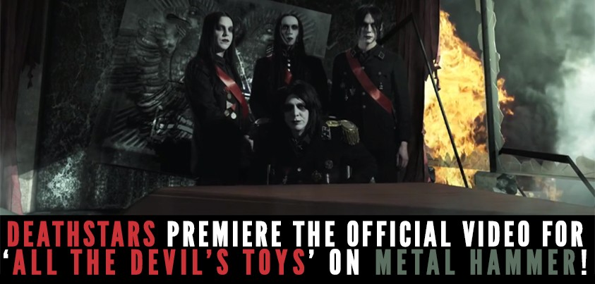 Video Premiere at Metal Hammer