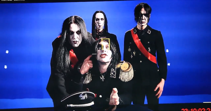 """Making of"" the video 'All the Devil's Toys' released"