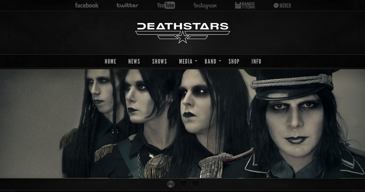 Welcome to the new Deathstars.net